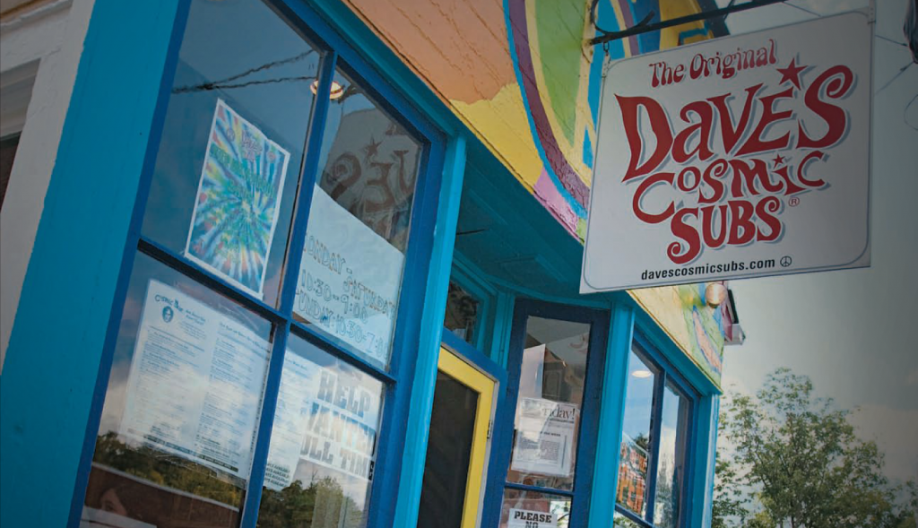 Daves Cosmic Subs-Chagrin Falls