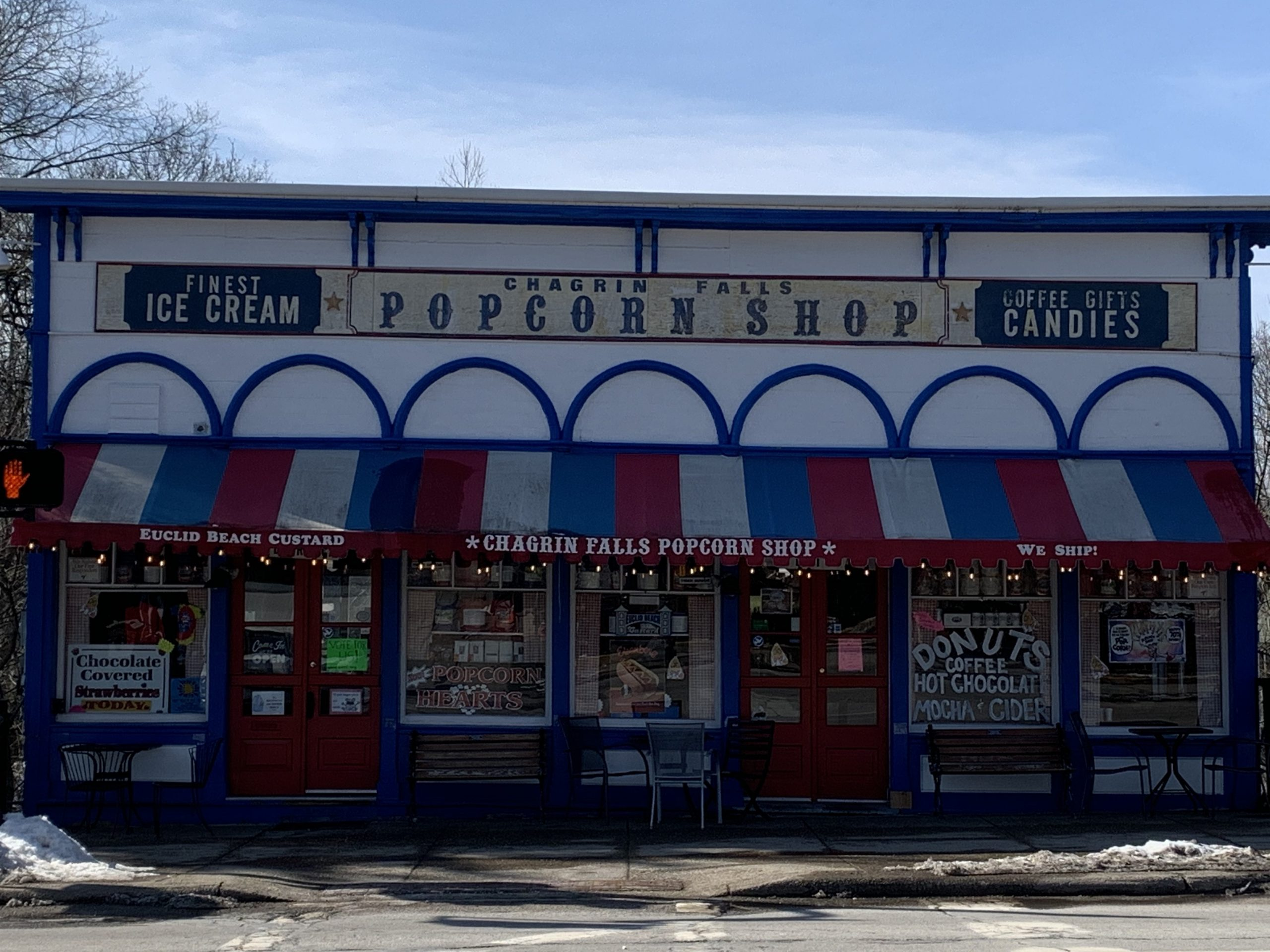 popcorn shop-chagrin falls