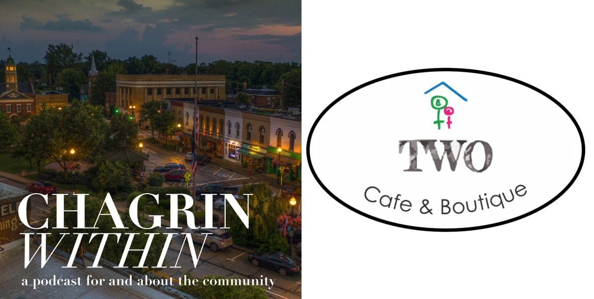 Shari Hunter From Two Cafe & Boutique on the Chagrin Within Podcast