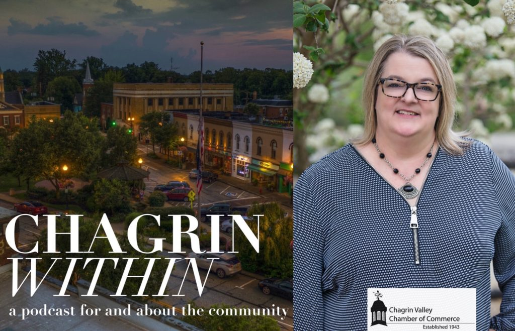 Molly Gebler From The Chamber of Commerce on Chagrin Within Podcast