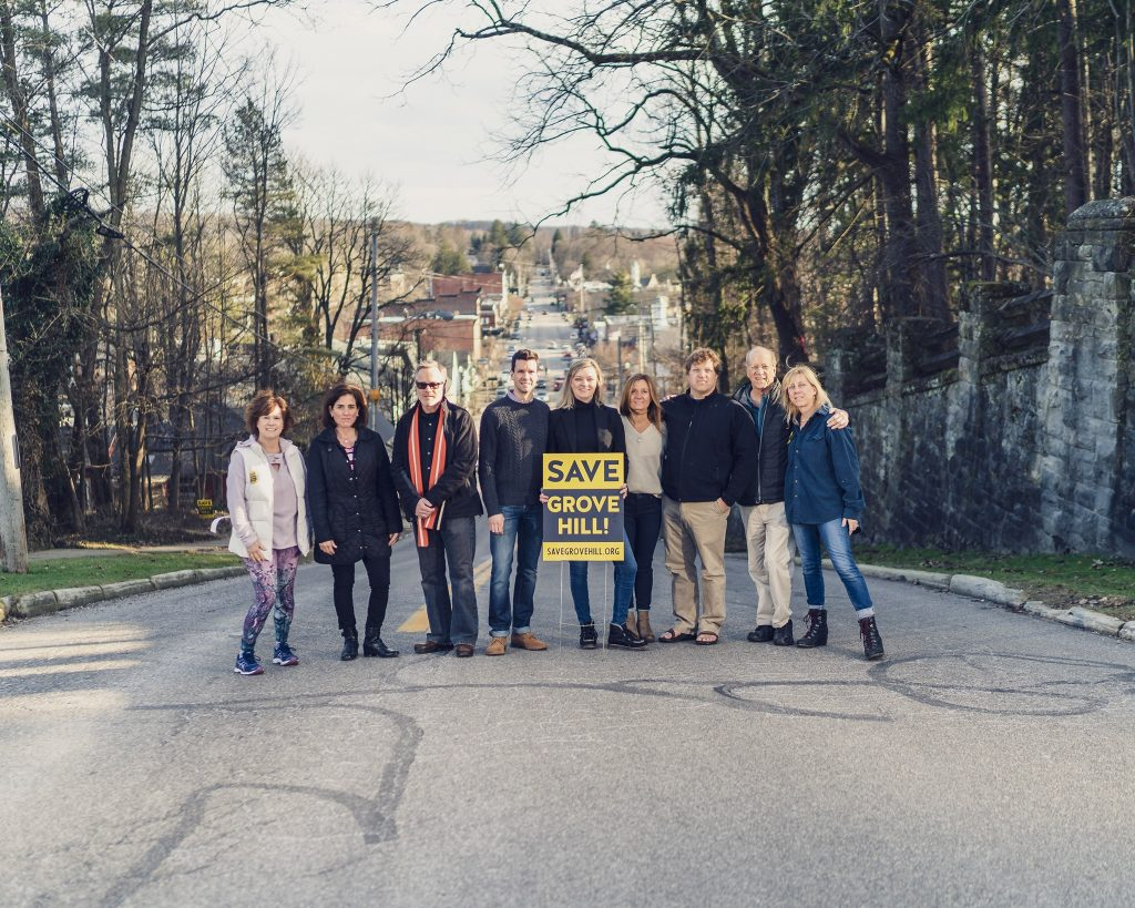 Western Reserve Land Conservancy Discusses Save Grove Hill 2