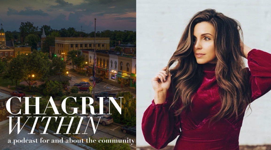 Jenna Dashnaw From j.bellezza on Chagrin Within Podcast - Chagrin Within Podcast is for and about the Chagrin Falls, Ohio Community 3
