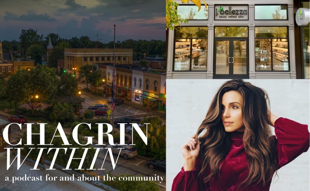Jenna Dashnaw From j.bellezza on Chagrin Within Podcast - Chagrin Within Podcast is for and about the Chagrin Falls, Ohio Community