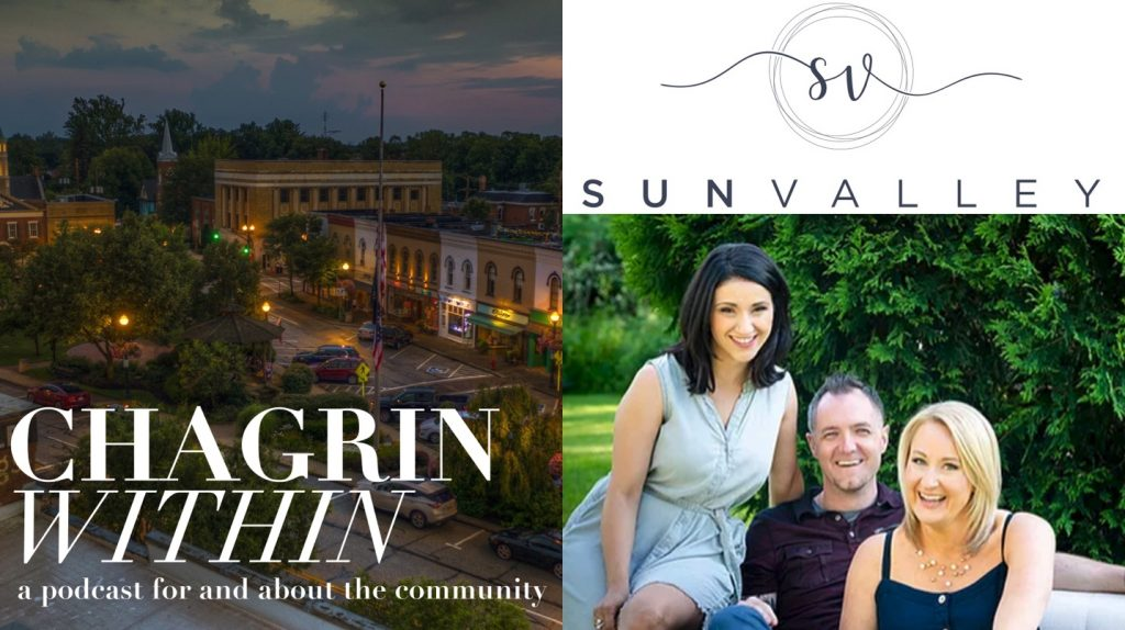 Scott Jones from Sun Valley on Chagrin Within Podcast - Chagrin Within Podcast is for and about the Chagrin Falls, Ohio Community