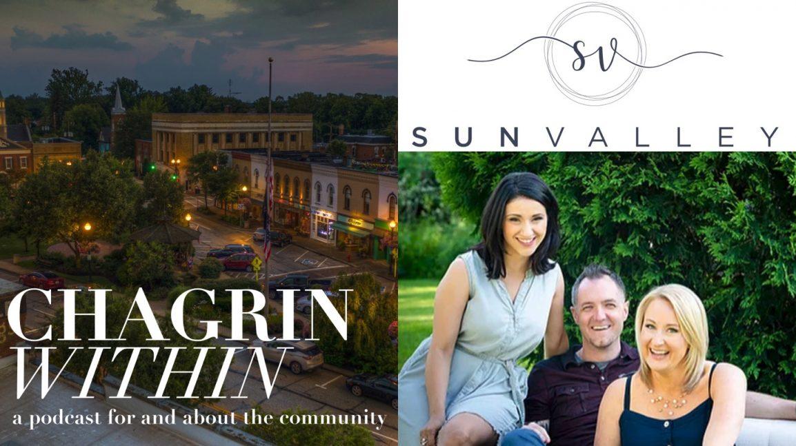 Scott Jones from Sun Valley on Chagrin Within Podcast - Chagrin Within Podcast is for and about the Chagrin Falls, Ohio Community